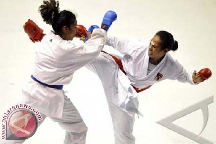 Bali Tuan Rumah Kejurnas Karate