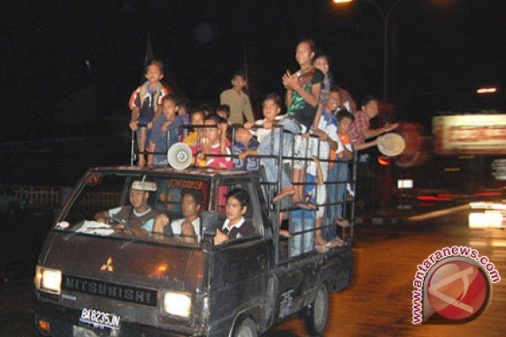 Polres Rejanglebong terjunkan 100 personil amankan takbiran