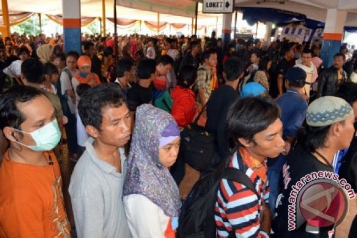 80,090 migrate from Sumatra to Java after Lebaran