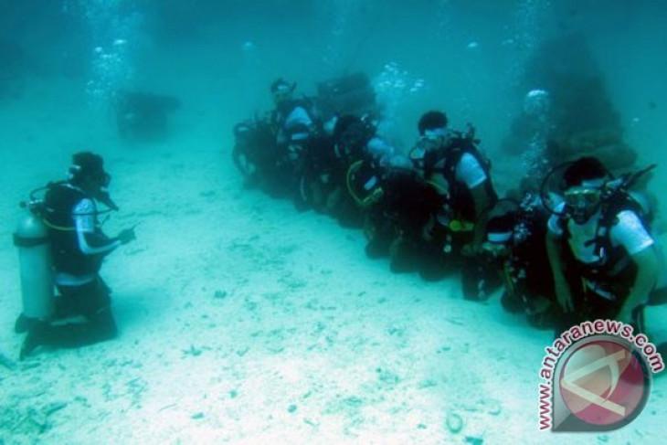 Chinese, Russian freedivers win Sabang Int`l Freediving C`ship
