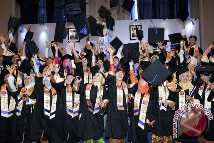 Indonesia aims to graduate 4,000 doctorates per year