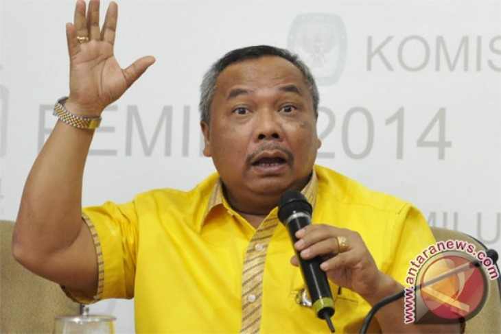 Candidacy letters valid only if signed by Agung Laksono`s Golkar