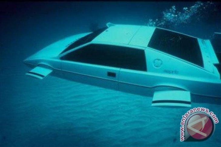 Mobil Kapal Selam Terjual Seharga 550 Ribu Pound