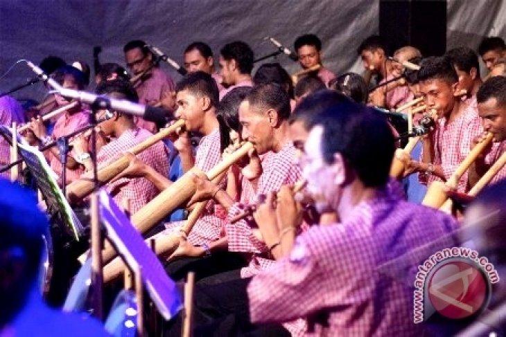 Musik bambu media harmonisasi sosial masyarakat