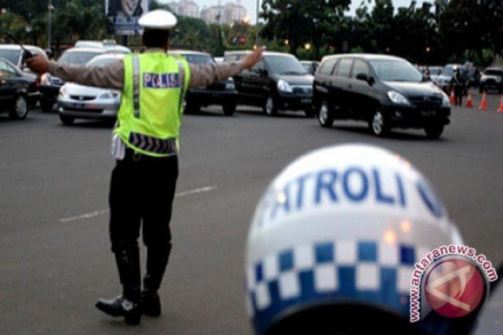 Dua pelaku penganiayaan Polantas ditangkap