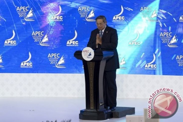 Yudhoyono highlights needs of APEC multilateral trade system
