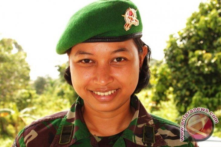 Profil - Dokter KOWAD Letda CKM (K) dr Dita Yulia Bintari di Tapal Batas