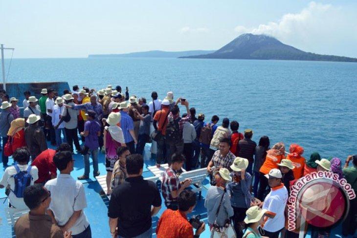 Lampung to hold Krakatau Festival on Jan 22