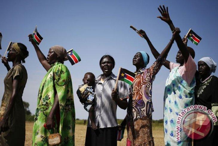 UN reinforcements start arriving in S. Sudan