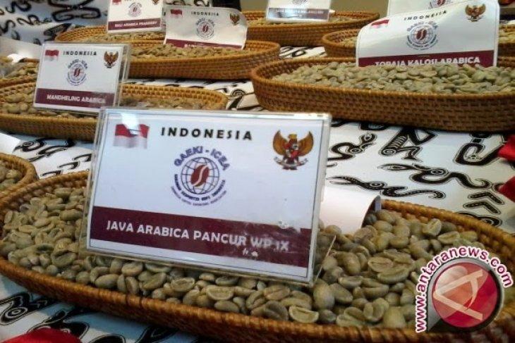 Kopi Indonesia digemari pengunjung WTM London
