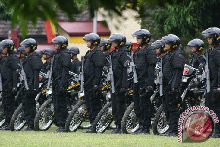 Mobile Brigade sent to prevent violence in Timika