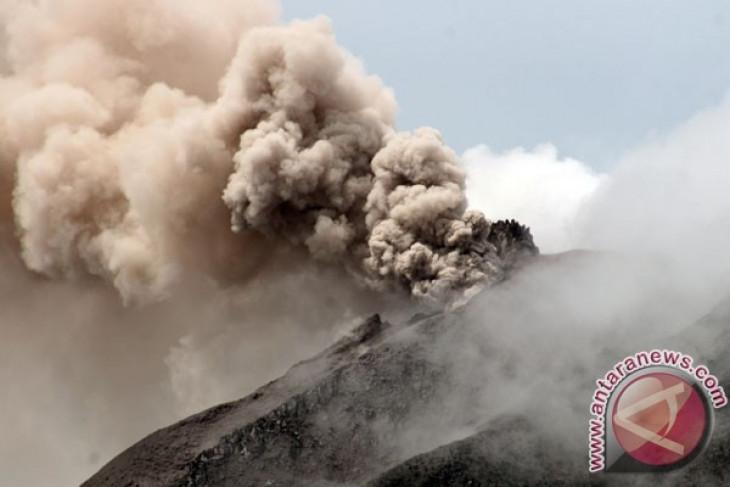 Mt Sinabung`s eruptions still continue