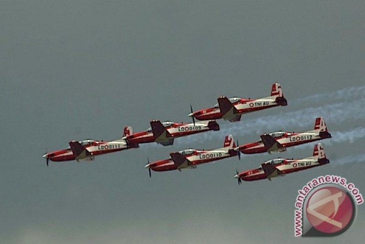 RI`s airforce aerobatic team will perform at Singapore Air Show