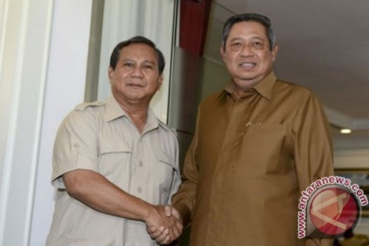 Prabowo praises SBY`s government