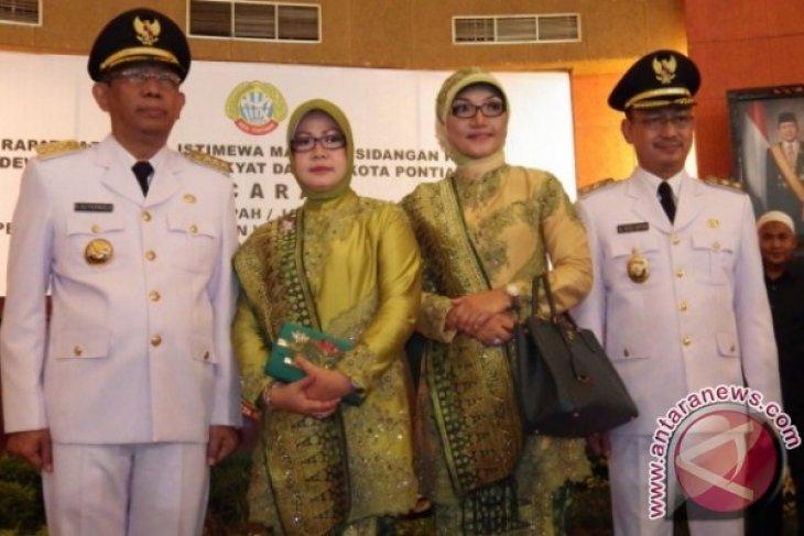 Gubernur Lantik Sutarmidji dan Edi