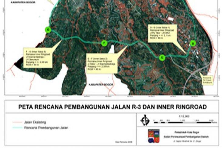 Sepuluh Tahun Kota Bogor Bangun Infrastruktur Jalan