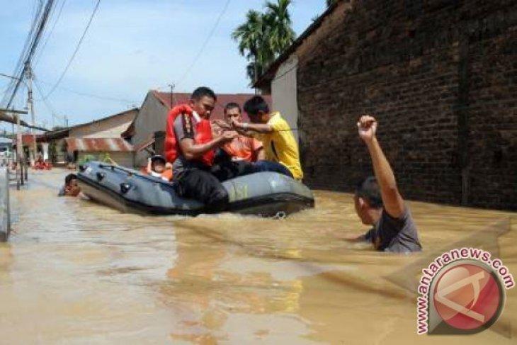 Kerugian banjir Bekasi ratusan juta rupiah