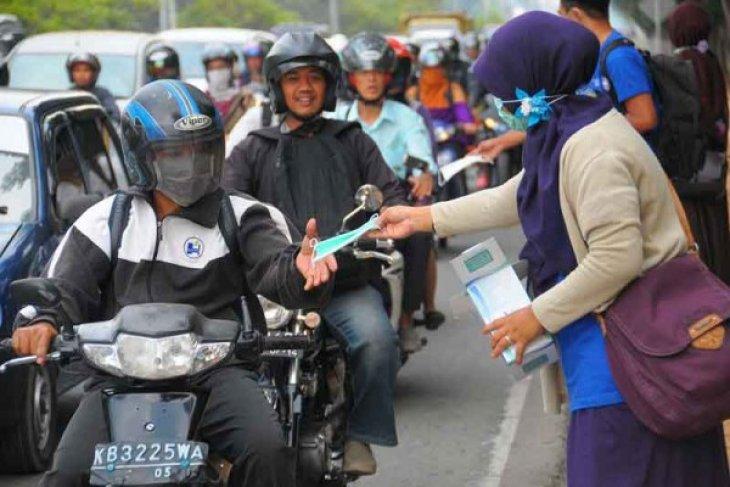 500 Ribu Masker Untuk Warga Ternate