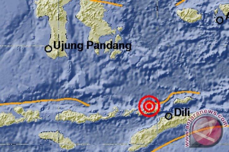 4.4 magnitude earthquake jolts Alor, E. Nusa Tenggara