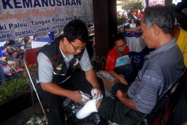 10 Penyandang Disabilitas di Situbondo Terima Bantuan dari Kemensos