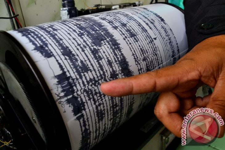 Two after-tremors shake Alor