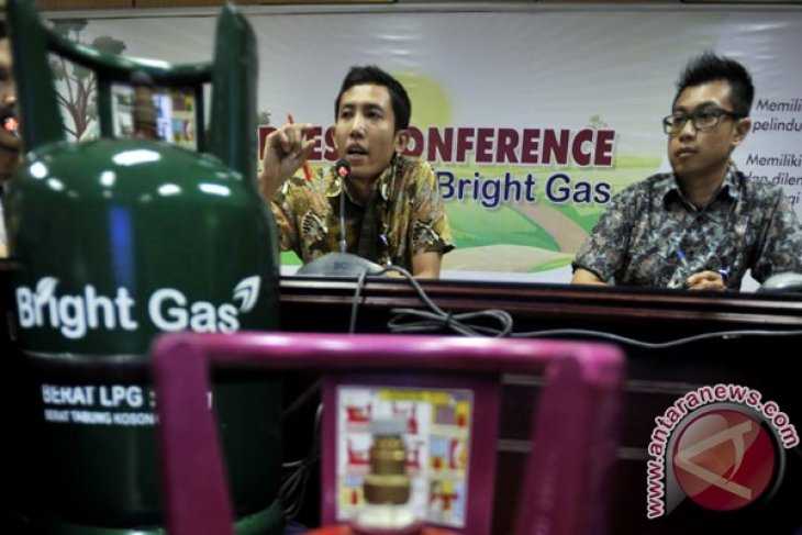 Use of bright gas in Indonesia increases 183 percent