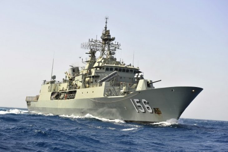 Australian vessel reaches target area for MH370 search