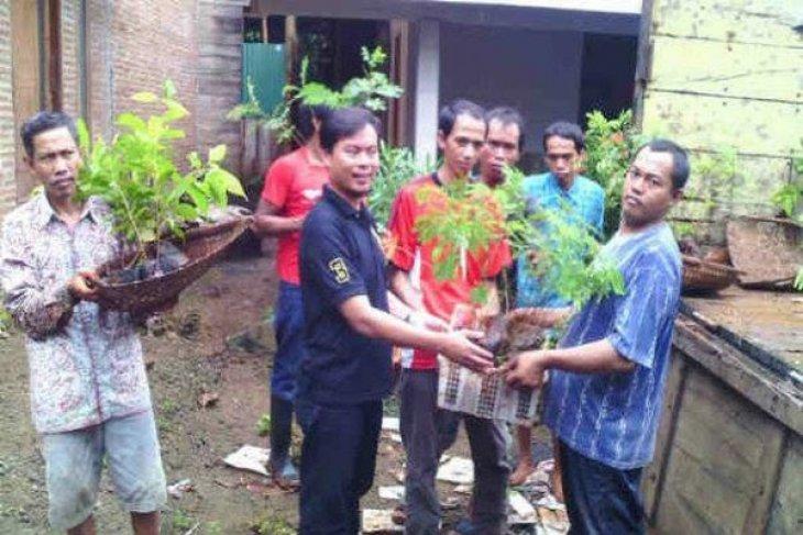 Caleg PKS Jateng apresiasi gerakan penghijauan swadaya