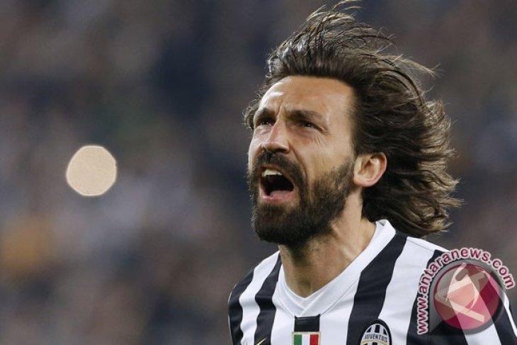 Andrea Pirlo ditunjuk sebagai pelatih baru tim Juventus U-23