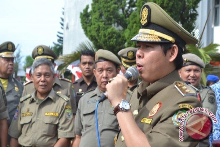 Wagub Bengkulu instruksikan satpol PP amankan Pemilu