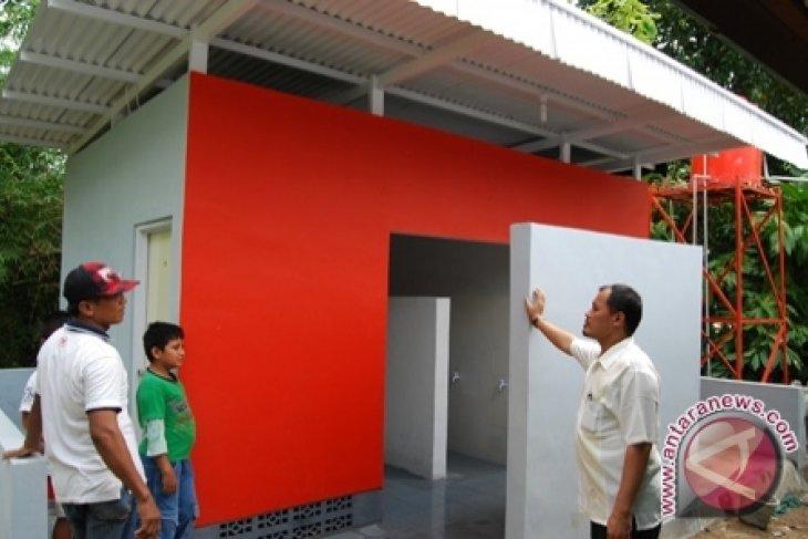Kodim 1304 Gorontalo Bangun 2.000 Jamban