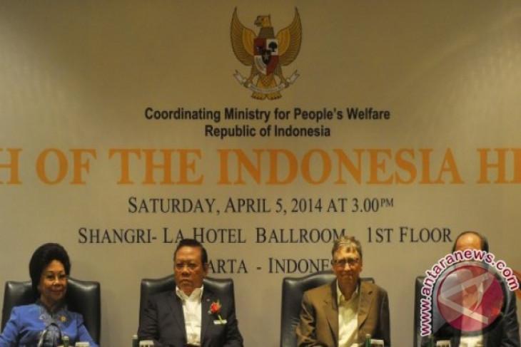 Indonesia thanks Bill Gates: Minister