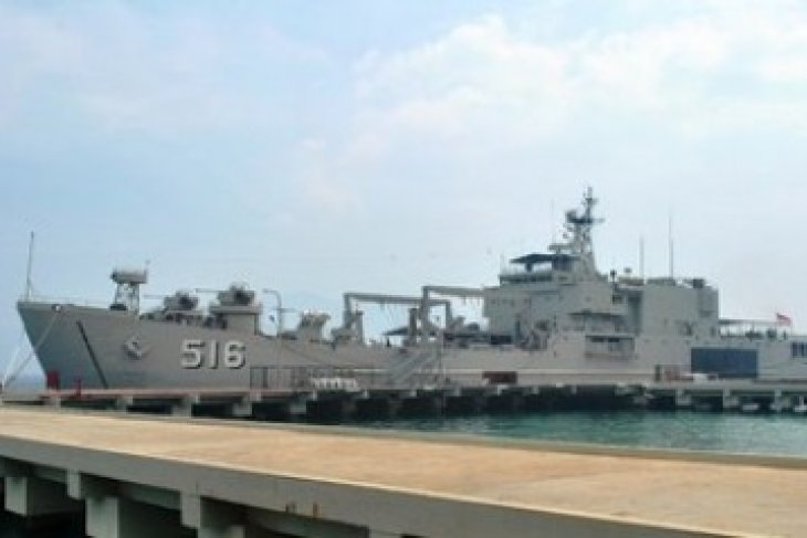 Hoaks kapal TNI dikejar kapal Malaysia