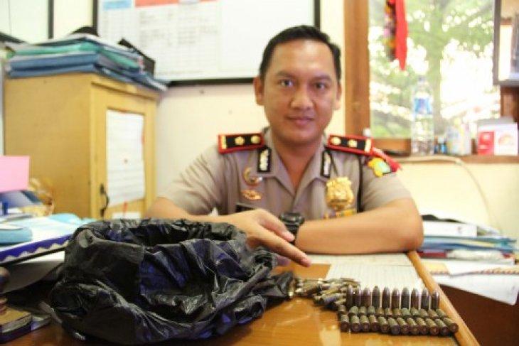 Polisi Selidiki Penemuan 234 Peluru Oleh Pemulung