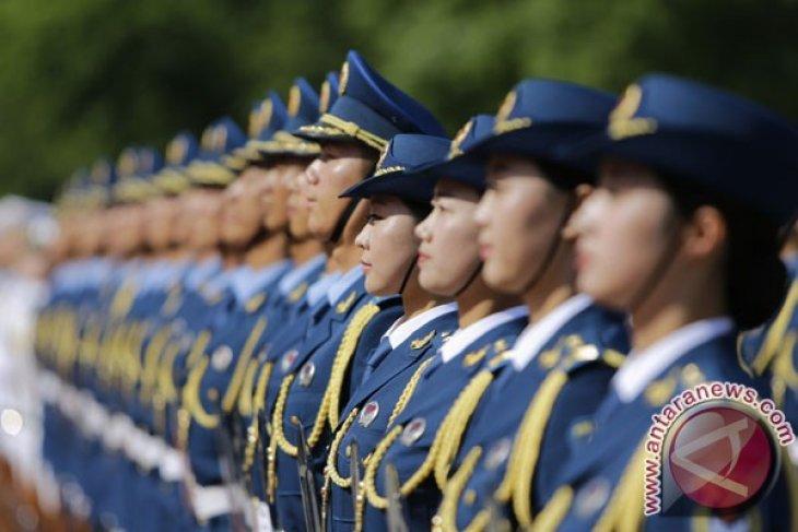 China invites Indonesia to participate in military parade
