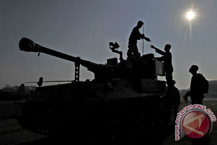 Indonesia aims for world-class military technology