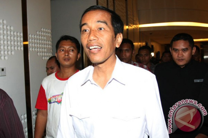Jokowi using unpaid volunteers to campaign for him