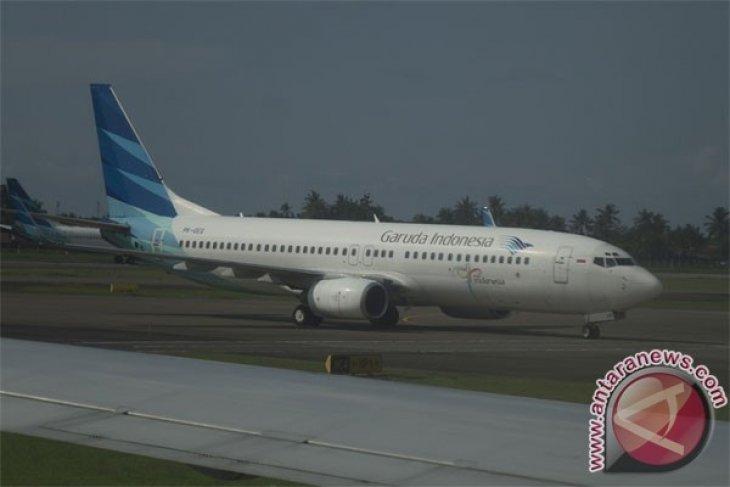 Garuda Indonesia Batalkan 5 Penerbangan Karena Gangguan Cuaca