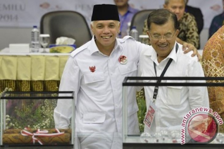 Indonesia  vice presidential candidates call for peaceful campaigns