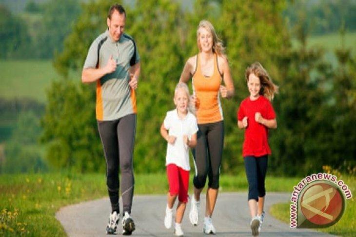 Jogging 30 Menit Aman Untuk Penderita Hipertensi