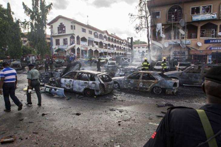 Empat tewas dalam penyergapan terhadap iringan PBB di Nigeria