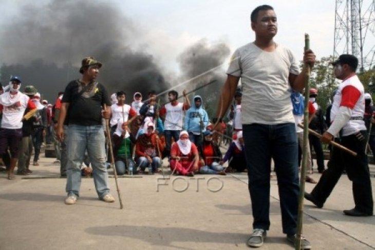 Pengadilan Negeri Karawang berhasil eksekusi lahan sengketa