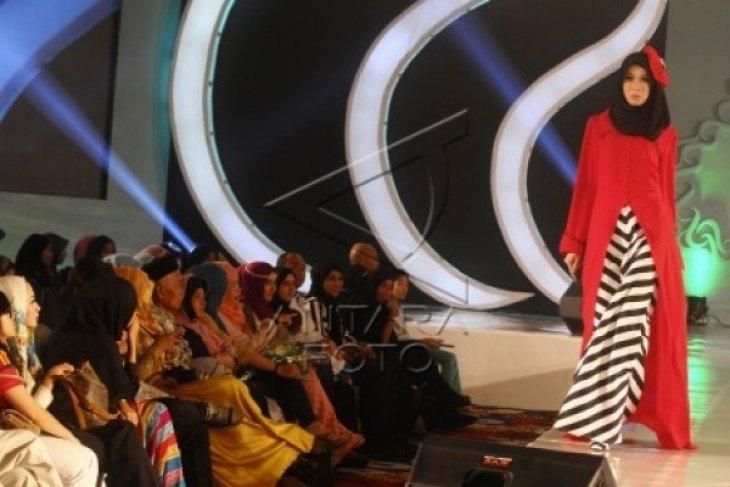 Desainer Indonesia Optimistis Jadi Kiblat Busana Muslim Dunia
