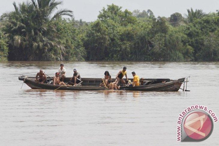 Seorang ibu tenggelam dan hilang di Sungai Kapuas