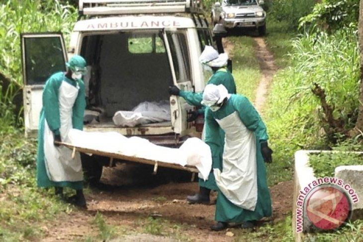 Tenaga medis PPB meninggal di Jerman karena Ebola