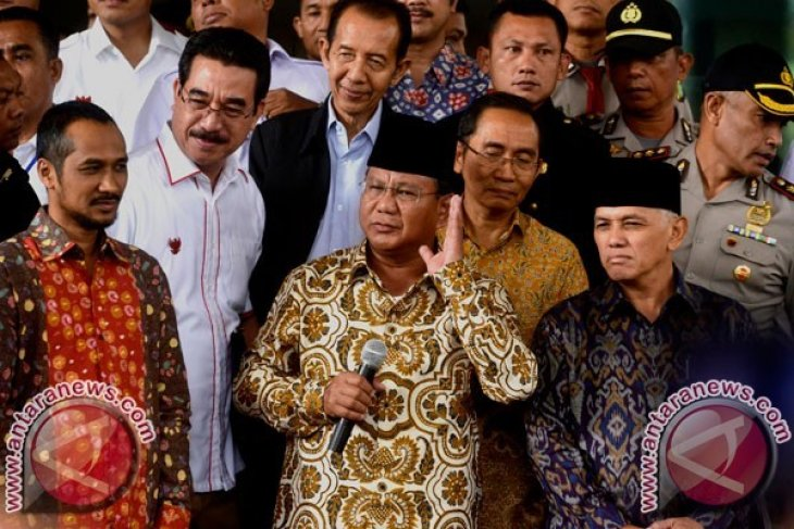 Laporan Harta Kekayaan Prabowo-Hatta
