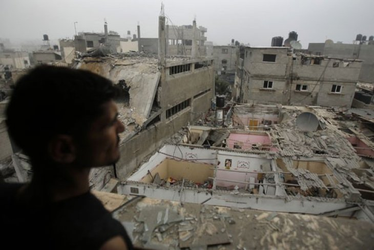 Serangan Israel Tewaskan Hampir 300 Anak - anak dan Remaja Palestina