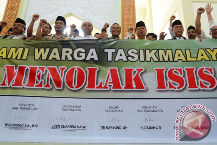 Indonesia fighting against ISIS presence