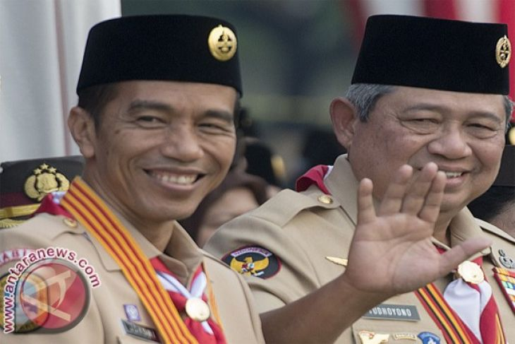 Yudhoyono ready to help next Indonesian President if needed
