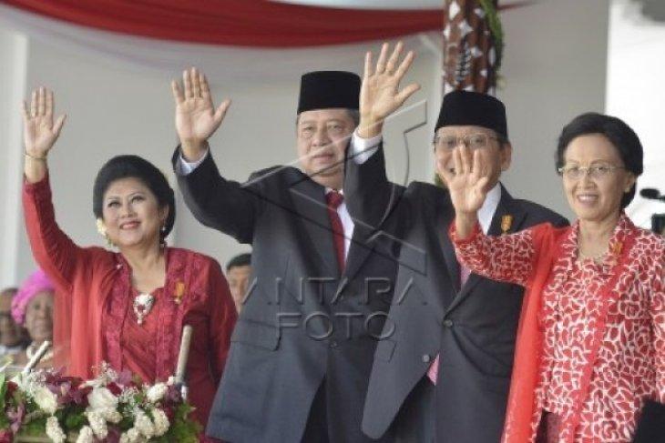 Presiden SBY Silaturahmi Dengan Seluruh Pejabat Daerah